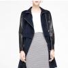 风衣韩版时尚潮流羊毛皮外套