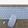 中性无线套装 黑白色无线键盘鼠标 超薄 智能电视 笔记本无线键盘