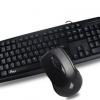 展旺飞504USB笔记本台式键盘鼠标 办公游戏外接防水有线键鼠套装