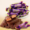 包邮 俄罗斯进口巧克力太妃糖 紫皮糖 喜糖零食 批发送礼品袋