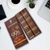 俄罗斯黑巧克力糖果原装进口食品黑骑士苦味100G/72G婚庆喜糖