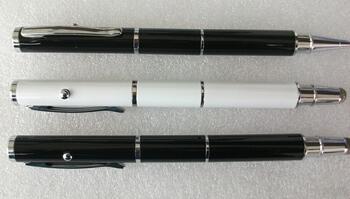 厂家热销:2102电容笔 金属手写笔 激光笔 欢迎定做