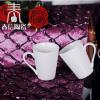 新品高档陶瓷马克杯定制logo大容量个性咖啡杯创意广告礼品水杯子
