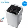 Midea/美的 MB75-eco11W 7.5公斤kg智能云波轮洗衣机全自动大容量
