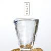 日式锤纹公杯 耐热玻璃加厚款匀茶杯公道杯 纯手工甩制茶具茶海