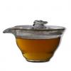 如意山房同款玻璃日式手抓壶 功夫茶三才盖碗泡茶器茶具茶壶