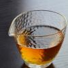 漫漫屋锤纹公杯日本手工吹制锤目纹玻璃公道杯 公杯匀杯水晶公杯
