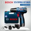 博世充电手电钻GSR120-Li 12V锂电家用电动螺丝刀起子机批发