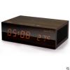 实力商家 W1木质无线蓝牙音箱4.0带NFC 时尚创意闹钟迷你音响