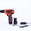永康电动工具12v锂电池手点钻国产品牌手枪钻充电双速电钻批发