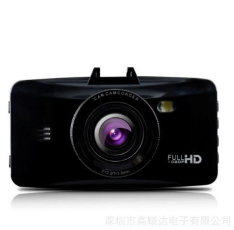 厂家现货高清行车记录仪 私模单镜头停车监控重力感应记录仪W100C