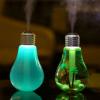 创意加湿器卡通迷你加湿器LED七彩氛围灯空气净化器携带式香薰机