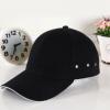 新款帽子男士夏季户外休闲棉质棒球帽秋季时尚韩版运动太阳帽批发
