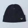 外贸折边毛线帽 速卖通爆款针织帽 欧美品牌帽子 冬天保暖毛线帽