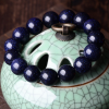外贸出口首饰蓝沙石手链手饰佛珠蓝砂石淘宝男女手串特价一件代发