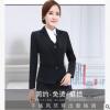 女式职业西服套装韩版修身收腰西装正装白领企业公司工作制服