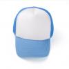 新款纯色网帽光板鸭舌帽货车帽空白广告帽
