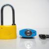 35mm梅花塑钢锁表箱锁电力挂锁通开挂锁表箱专用锁户外防水锁头