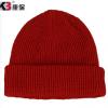 欧美新款帽子工厂 针织帽批发 秋冬季户外保暖针织毛线帽定制