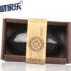 化妆品厂家特别推荐控油去黑头椭圆形110g竹炭精油手工皂 可OEM