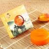 手工皂清洁护肤收缩毛孔洁面皂柠檬竹炭手工皂批发精油皂oem代工