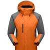 厂家定制冲锋衣两件套男士防风防水女款户外三合一批发新款工作服