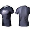 厂家直销吸湿排汗短袖男士速干衣运动短袖英雄系列健身衣批发定制
