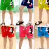 夏季童装新款童裤 男女童纯棉运动裤子 外贸原单儿童短裤