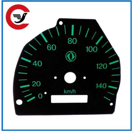 厂家直销 汽车仪表盘 仪表盘 pc仪表盘 丝印刻度盘