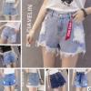 2018夏季新款韩版女装破洞牛仔短裤女式半身包裙地摊批发厂家直销