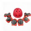 儿童护具套装 护膝护腕护肘头盔7件套 平衡车扭扭车护具 批发代理