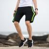 新款男士透气速干运动短裤羽毛球裤跑步健身裤春夏运动短裤沙滩服