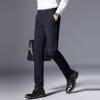 2018新款男式西裤青年时尚男装舒适商务正装精品直筒裤子一件代发