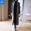 2018秋冬新款女装韩版长款大牌无袖宽松针织开衫气质斗篷毛衣外套