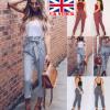 亚马逊女装新款2018春夏速卖通 跨境产品 欧美宽松印花条纹休闲裤