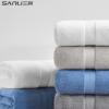 【三利新款浴巾】精梳棉浴巾纯棉加厚800g浴巾80*160加大成人浴巾