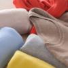 毛衣女羊绒衫针织女装秋冬新款圆领修身羊毛衫短款大码套头打底衫