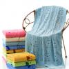 高阳厂家直销批发裹胸卡通印花浴巾 创意印花浴巾 柔软舒适吸水