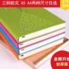 厂家直销韩国创意文具本子笔记本仿皮商务办公用品记事本批发定制