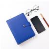 厂家直销商务创意活页记事本 带扣仿皮笔记本办公学习日记本定制