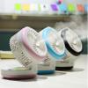 喷雾风扇迷你USB风扇加湿器风扇充电小风扇移动电源电风扇办公室