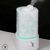 香薰彩灯加湿器 雕花彩灯 家用增湿 精油雾化机1.5L 海外平台热销
