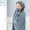 珊瑚绒大浴巾+毛巾套装吸水柔软不掉毛婴儿童纺滑纱礼品一件代发