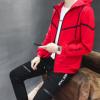 2018秋冬新品潮流休闲时尚运动卫衣学生韩版修身套装青少年两件套