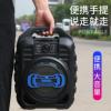 雅兰仕广场舞音箱户外小型手提无线蓝牙音响便携式地摊播放器外贸