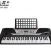 厂家直销美科MK-980电子琴标准61键专业教学型多功能电子琴 批发
