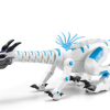 锋源赤焰敖哮升级版遥控玩具仿真声光喷火飞龙可对话恐龙电动玩具