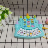 婴儿益智电子音乐琴 城堡电子琴带话筒12035