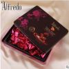 马来西亚进口巧克力爱芙时尚提拉米苏巴旦木黑巧克力礼盒 228g*12