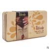 马来西亚进口巧克力爱芙金罐榛子牛奶巧克力礼盒160g*24铁盒送礼